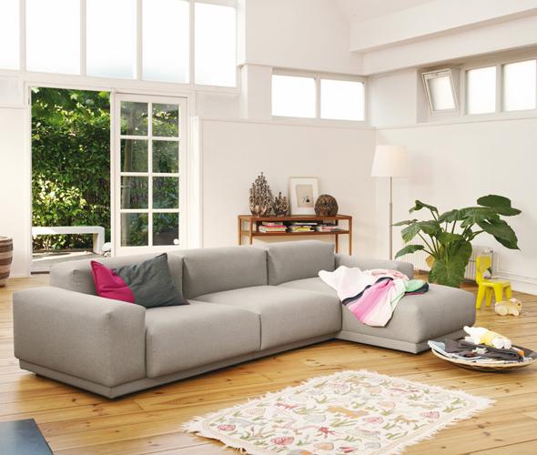 vitra, Place Sofa