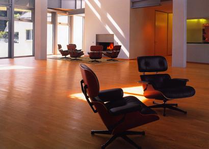 eames lounge chair - Eames Lounge Stuhl Abmessungen