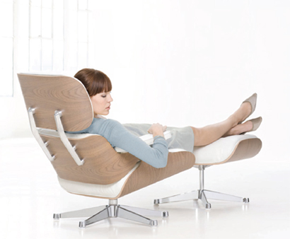 Eames Lounge Stoel : Vitra lounge chair