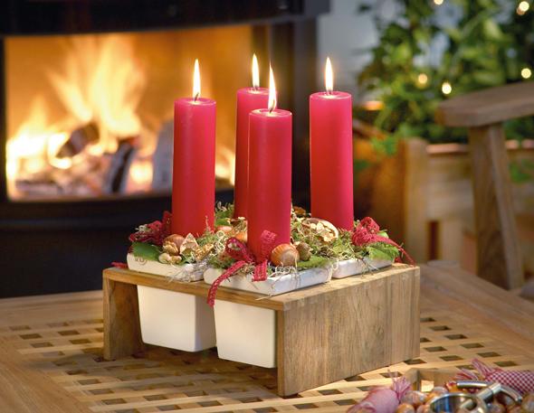 Die Plint Serie von Skagerak im Weihnachtslook