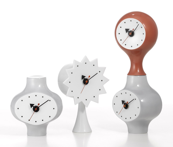 Ceramic Clocks, vitra