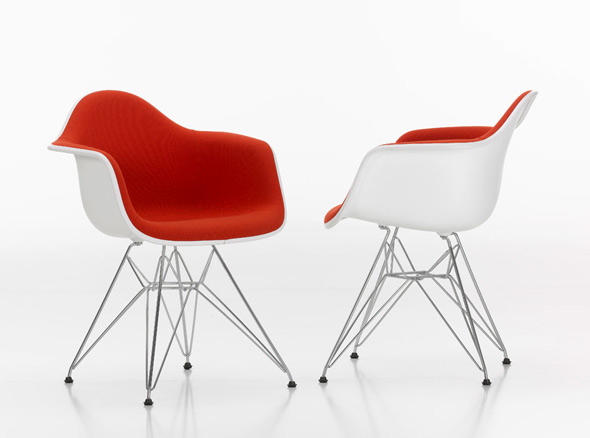 Eames Plastic Armchair : Vitra eames plastic armchair dar sofort lieferbar bei chairholder