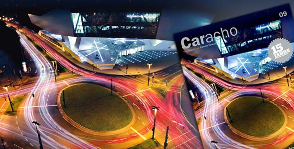 Caracho - das Kundenmagazin der Unternehmensberatung Porsche Consulting