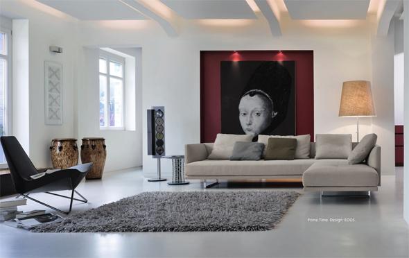 Walter Knoll Neuheiten 2010 - Prime Time, Design: EOOS