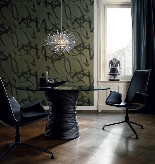 Bellow Dining Table, Design: Toan Nguyen - Walter Knoll