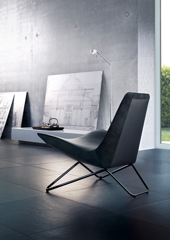 Walter Knoll Black Series. Modell MYChair