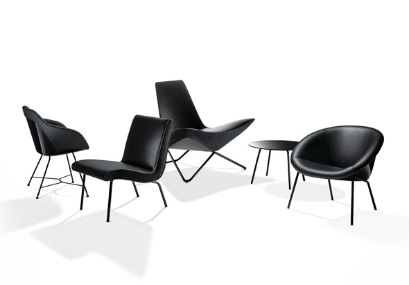 walter knoll black series 369 black series. Black Bedroom Furniture Sets. Home Design Ideas