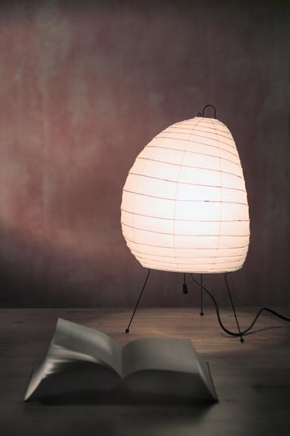 vitra akari light sculptures akari 1a produktdetails. Black Bedroom Furniture Sets. Home Design Ideas