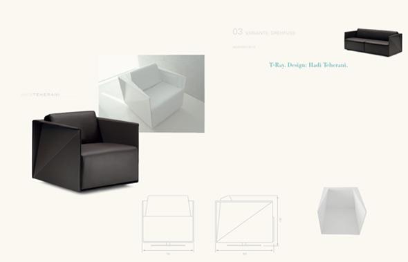 T-Ray, Design: Hadi Teherani
