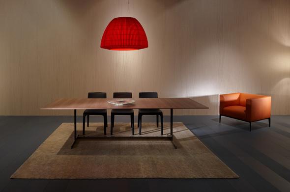 Walter Knoll - Mason, Design: Wolfgang C. R. Mezger