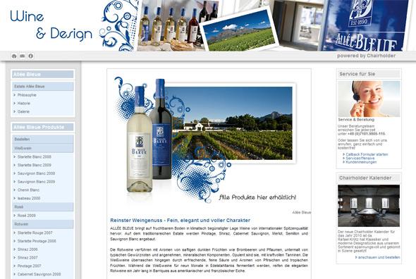 www.wineanddesign.eu
