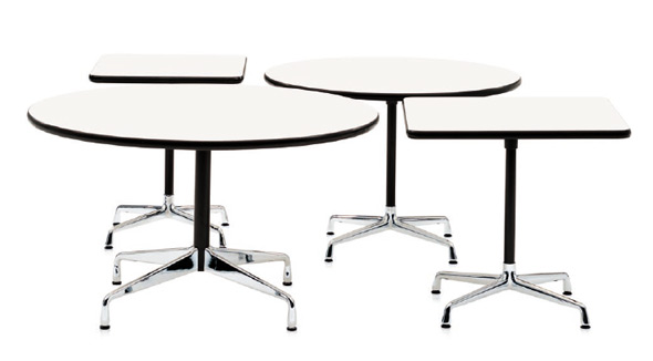 Vitra eames table 40340301 for Eames tisch replica