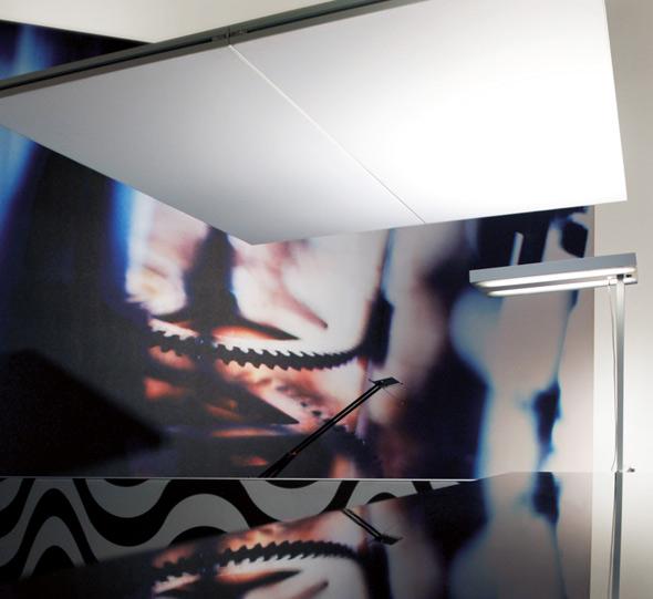 Sedus mooia - Akustikelemete und Raumgliederung