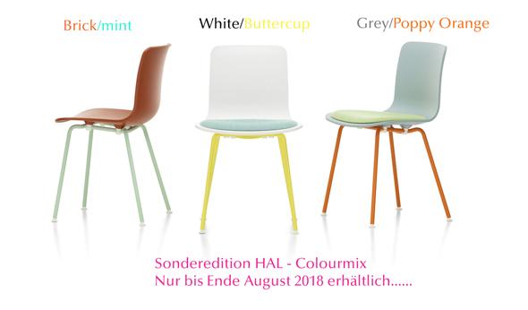 Sonderedition HAL, nur bis Ende August 2018 erhältlich!