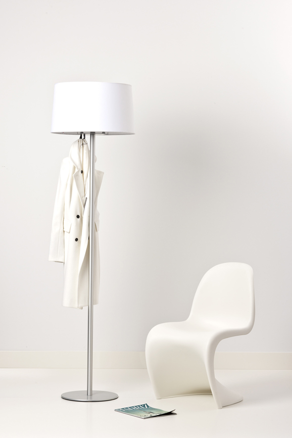 Produktfamilie Coat lamp von Cascando