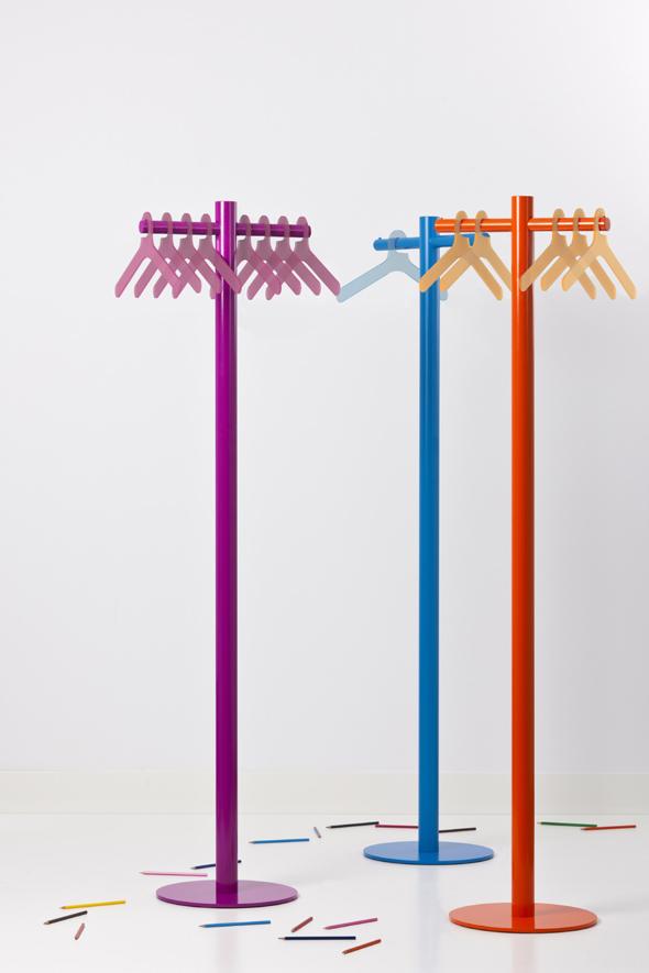 Produktfamilie Pole von Cascando