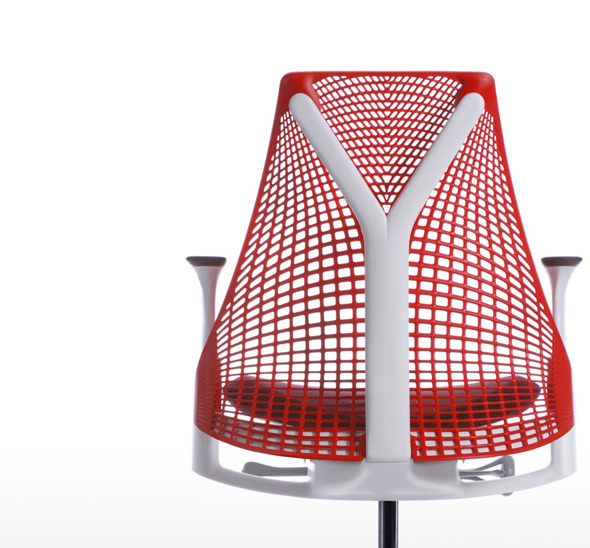Sayl Chair - 3D-Intelligent TM -Suspension-Technologie