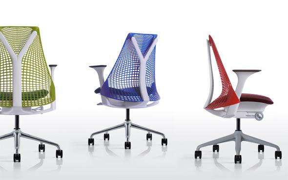 Der Sayl Chair Von Herman Miller