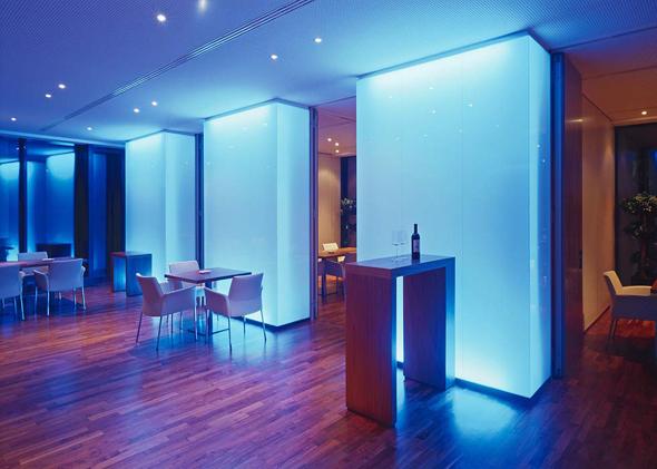 Restaurantbereiche mit ona lounge 8700 von kusch + co