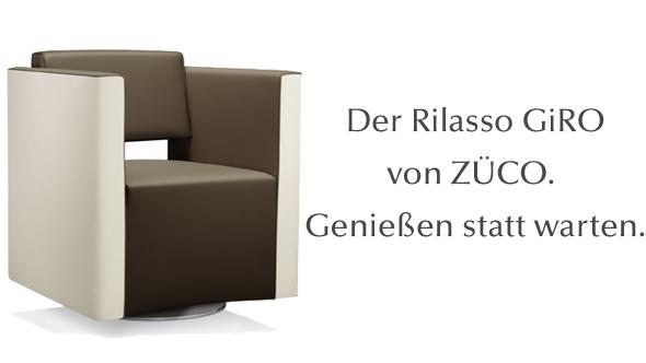 Der Rilasso GiRO, Design und Eleganz made by ZÜCO