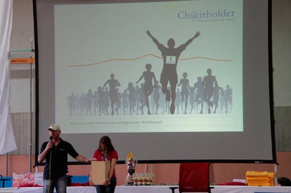 Chairholder Verlosung
