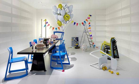 neue vitra produkte auf dem salone internationale del. Black Bedroom Furniture Sets. Home Design Ideas