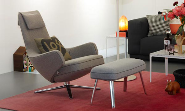 vitra Grand Repos & Panchina