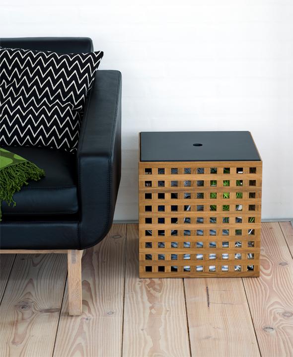 Hide Box - Dekorative Lösung für das tägliche Durcheinander