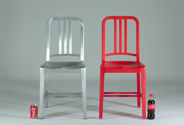 Emeco meets Coke