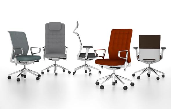 ID Chair Concept: Gut für das Wohlbefinden...