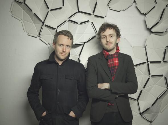 Ronan Bouroullec und Erwan Bouroullec