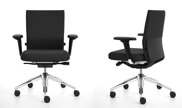 vitra id soft 431 002 25 produktdetails. Black Bedroom Furniture Sets. Home Design Ideas
