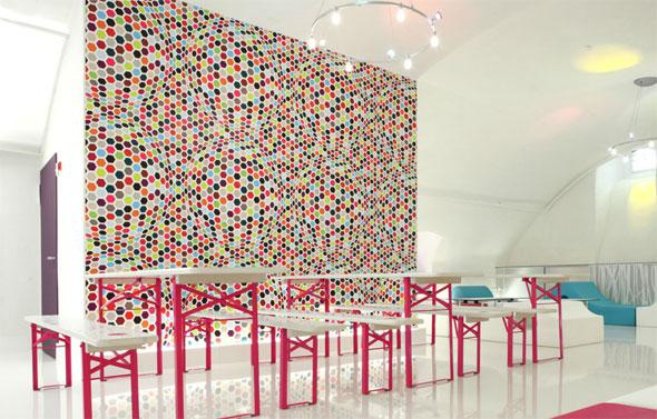 """""""Millionaires Bench"""" im Design """"Jardin des Plantes"""" von Lars Contzen"""
