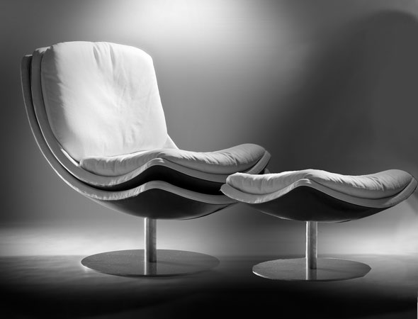 Orbit + Ottomane  tfm timeless furniture