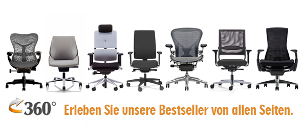 Die Chairholder 360°-Funktion