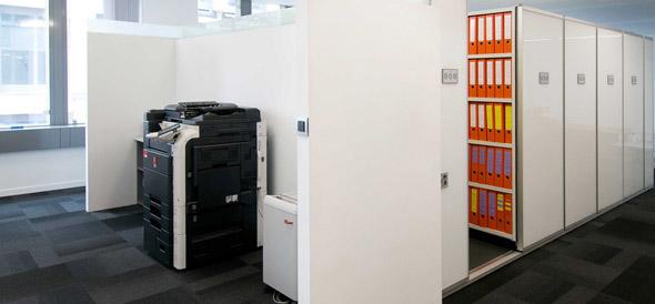 Sie schaffen zusätzliche Lagerkapazität oder mehr Platz für Ihre Mitarbeiter.