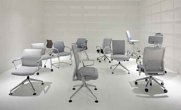Unix Chair kombiniert ID-Chair