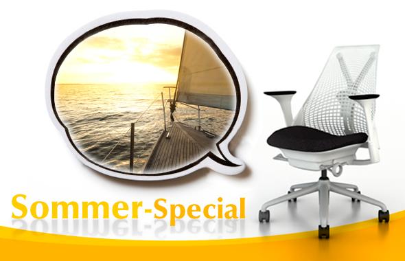 das Sommer-Special von Chairholder