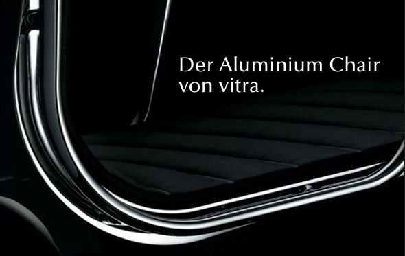 Aluminium Chair von vitra