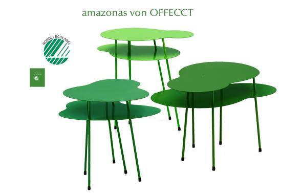 der Tisch amazonas von OFFECCT