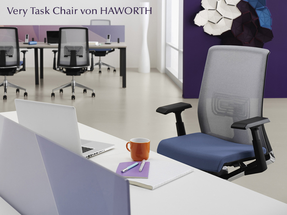 Very Task Chair von HAWORTH