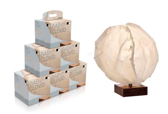 BABYCLOUD wird in einer attraktiven Geschenkverpackung ausgeliefert