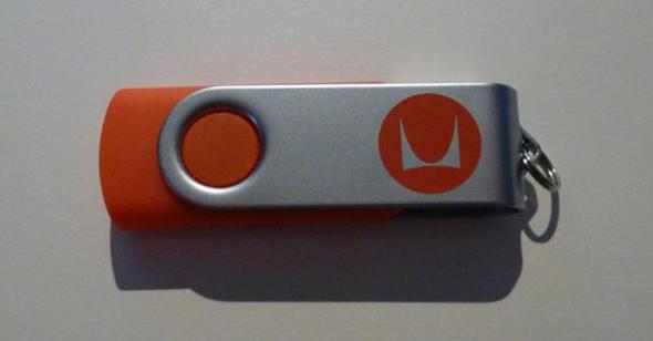1GB USB-Stick von Herman Miller