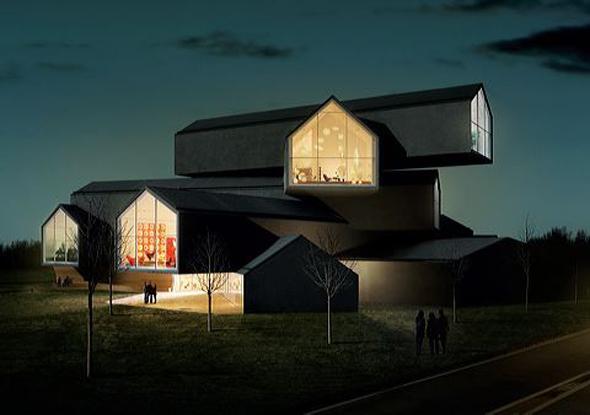 VIP Eintrittskarten für das vitra Haus in Weil am Rhein