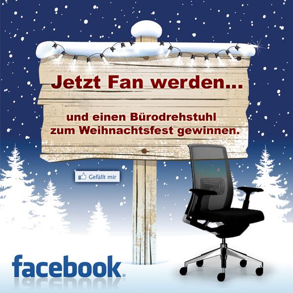 Jetzt Chairholder Facebook-Fan werden...