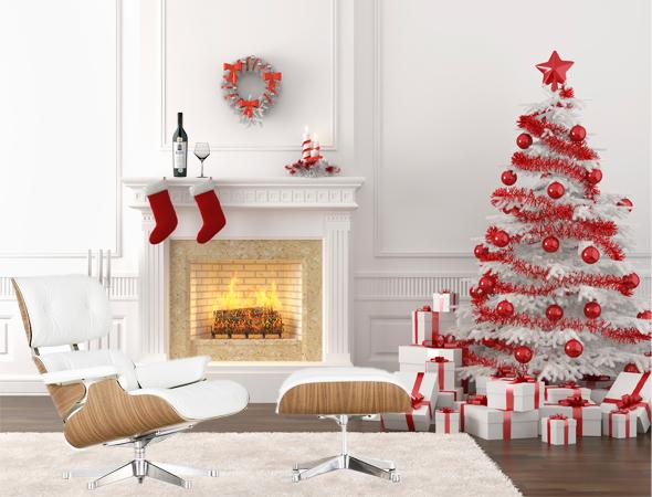 Lounge Chair & Ottoman jetzt zu Weihnachten
