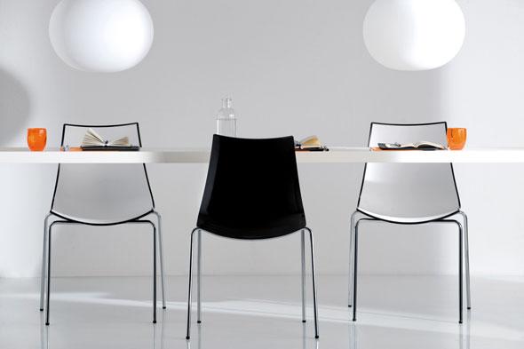3D Chair von pedrali