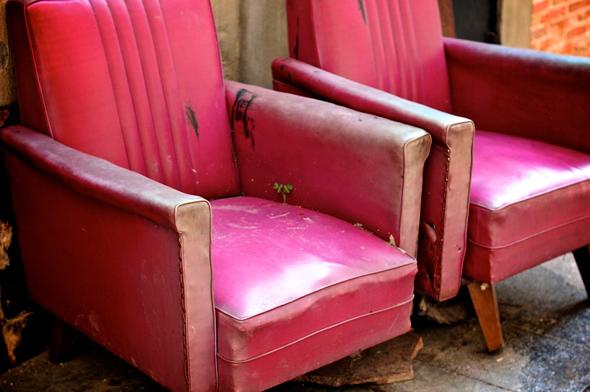 Shanghai Chairs