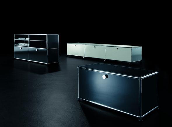 usm haller usm haller regal u3002. Black Bedroom Furniture Sets. Home Design Ideas