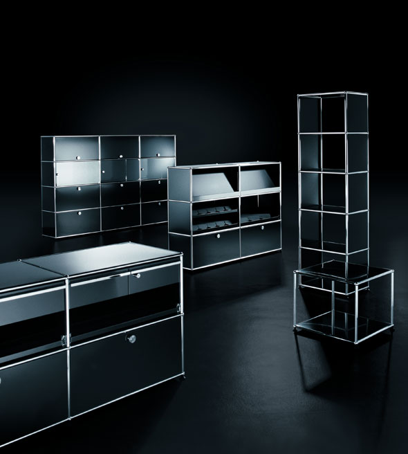 usm haller usm haller sideboard u6000. Black Bedroom Furniture Sets. Home Design Ideas